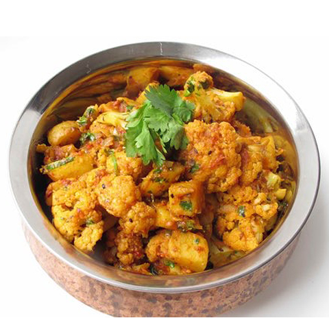 Aloo Gobi(Cauliflower) 8OZ/16OZ