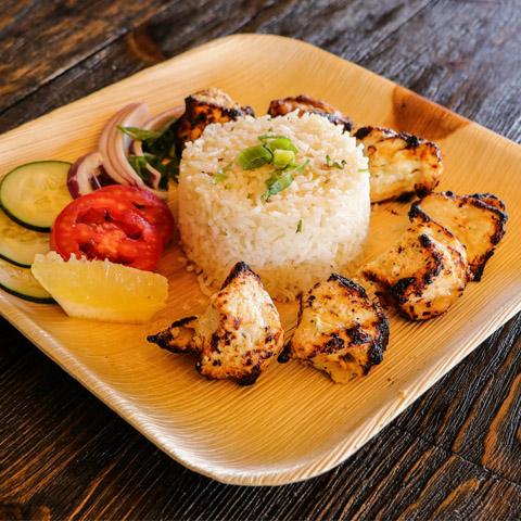 Malai Chicken Tikka