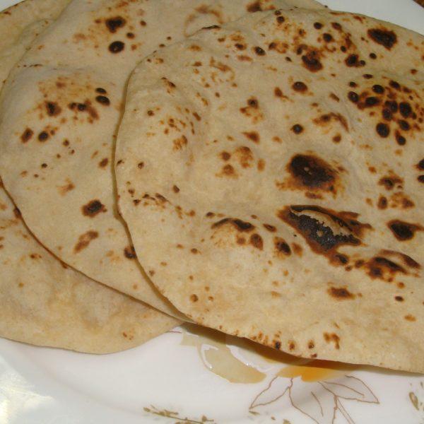 Tava Roti ( Chapati )